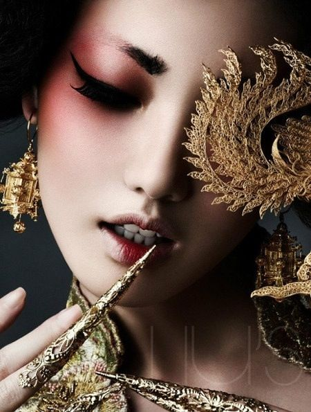 10 Makeup Trends In China