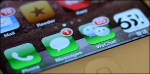 wechat phone