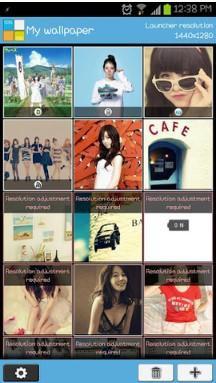 smartphone photo gallery