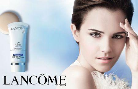 Lancôme and Emma Watson