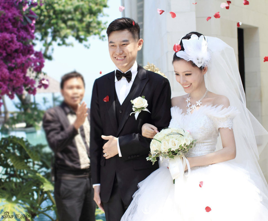 New type of chinese wedding