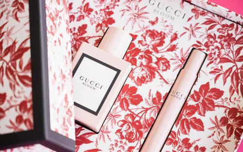 gucci beauty market china